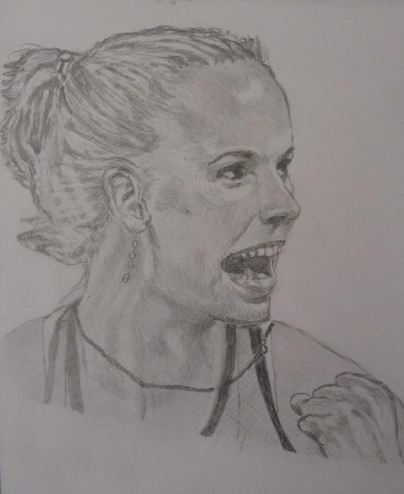 Caroline Wozniacki by ABO